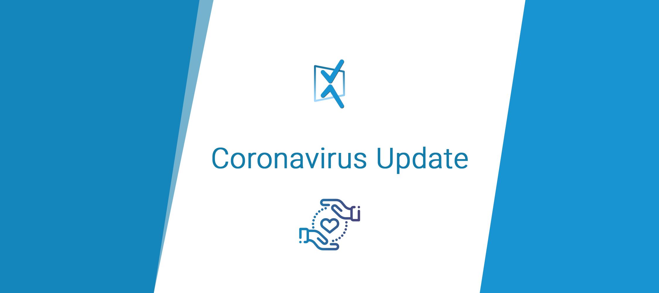 Pandora X Coronavirus update