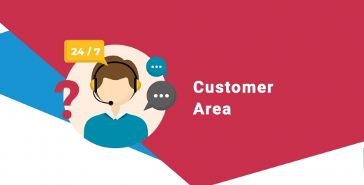 Customer Area