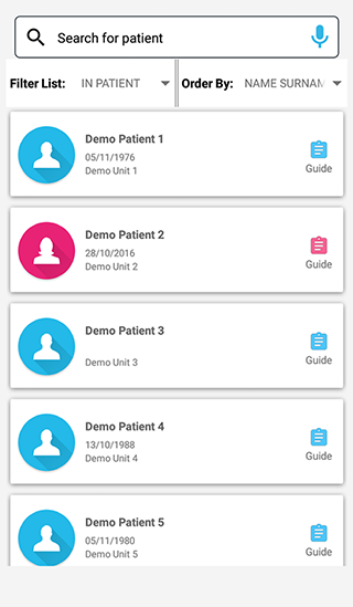care management system mobile 2