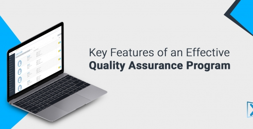 Key Features of an Effective Quality Assurance Program.